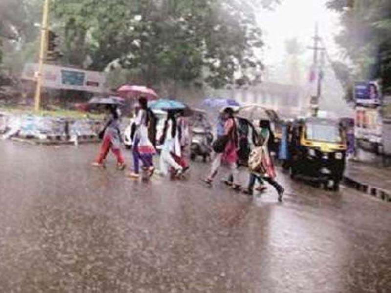 Rain in Gwalior : माघ में सावन जैसी झड़ी, 94 साल बाद 24 घंटे में 47.2 मिमी बारिश