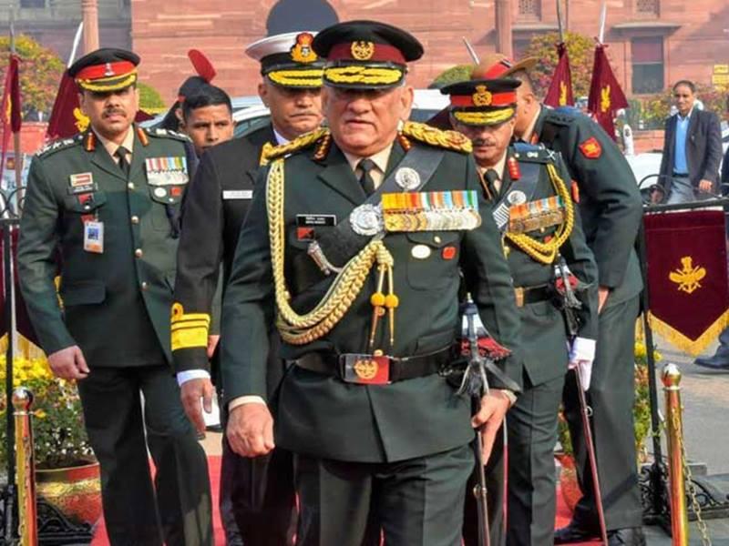 रायसीना डायलॉग में सीडीएस जनरल रावत ने कहा, ' आतंक पर सख्त प्रहार की जरूरत है'