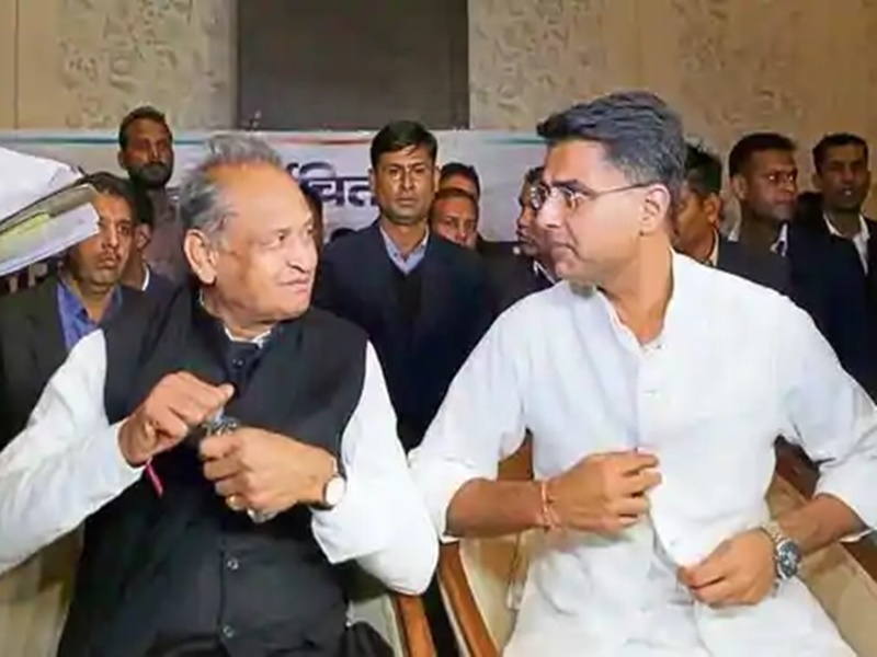 Sachin Pilot: Sachin pilot reached High Court hearing will be done ...