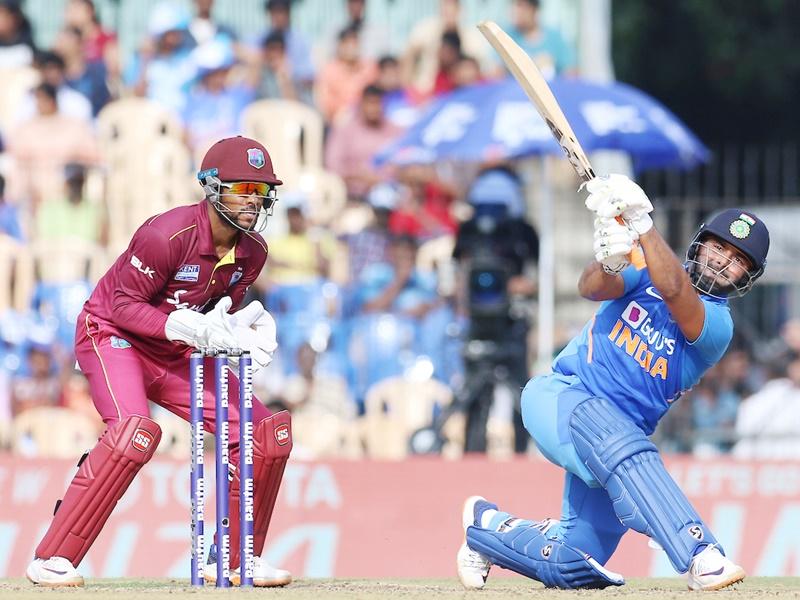 India vs West Indies 1st ODI highlights: अपनी पहली वनडे फिफ्टी के बाद रिषभ पंत ने कही ये बात