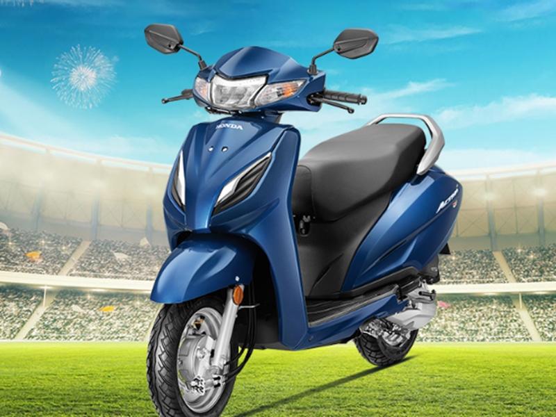 Honda ने लॉन्च की BS-6 मानक वाली Activa 6G, जानिए क्या है कीमत और इसकी खासियतें लांच की