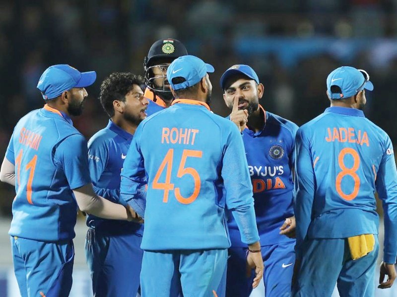 India vs Australia 2nd ODI: दूसरे वनडे में जीत के साथ भारत ने सीरीज में बराबरी की