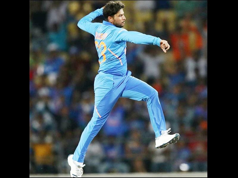 India vs Australia 2nd ODI: Kuldeep Yadav ने वनडे क्रिकेट में लगाई विकेटों की सेंचुरी