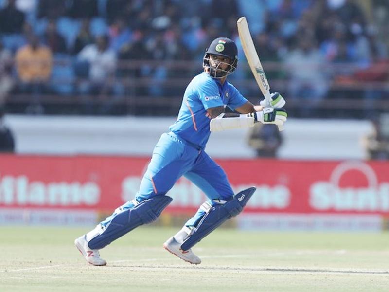 India vs Australia 2nd ODI highlights: Shikhar Dhawan शतक चूके, पर ऑस्ट्रेलिया के खिलाफ फिर छाए