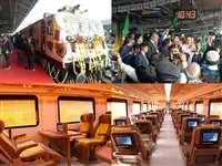 Ahmedabad-Mumbai Tejas Express हुई रवाना, इस दिन से सवारी कर सकेंगे आम यात्री
