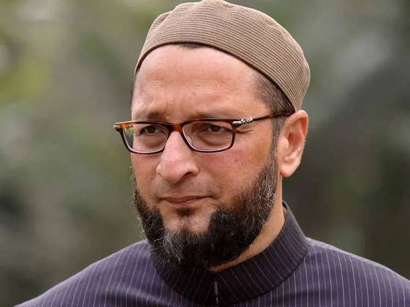 Asaduddin Owaisi की पार्टी AIMIM पर बैन की मांग, इस भाजपा नेता ने कही यह बात