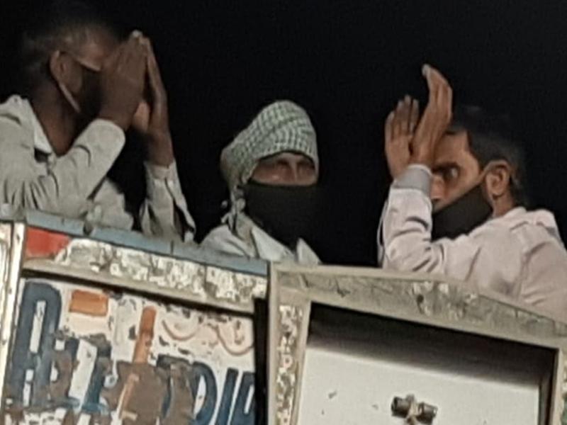 Coronavirus Indore News : रामपुर अपने घर जाना चाहते थे इंदौर से भागे जमाती, गुना से लिया था खाना