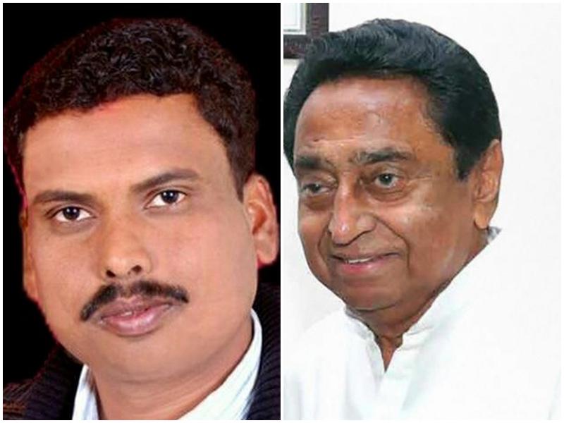 Madhya Pradesh : CM कमलनाथ को उनके ही मंत्री ने बताया आदिवासी, कही ऐसी बात