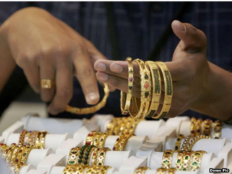 Gold and Silver Rates in MP : सोने और चांदी के दामों में गिरावट, इंदौर, भोपाल, उज्जैन और रतलाम में ये है भाव