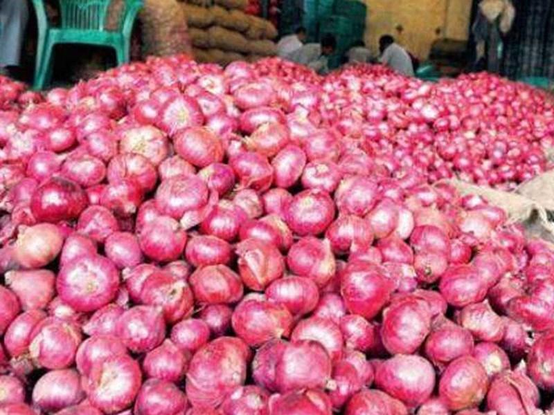 Onion Price : 5 महीने से लोगों को रुला रहा प्याज, अब भी दाम 40 रुपए किलो