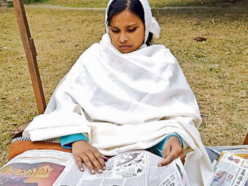 Sadhvi Padmavati: गंगा रक्षा के लिए आमरण अनशन कर रही साध्वी पद्मावती की हालत गंभीर