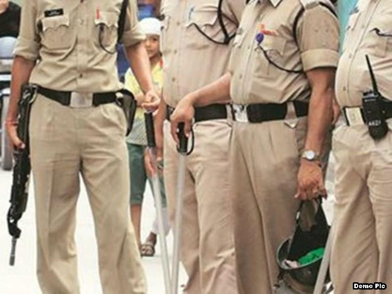 Bhind News : दुष्कर्म का आरोपी दो साल बार इस हालत में पकड़ाया