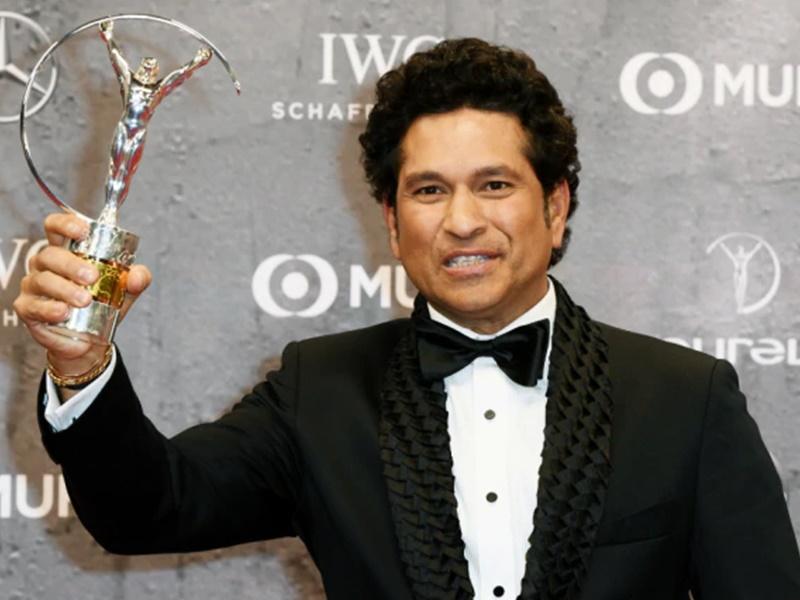 Sachin Tendulkar का कमाल, 2011 वर्ल्ड कप जीत के लिए हासिल किया Laureus Sporting Moment Award