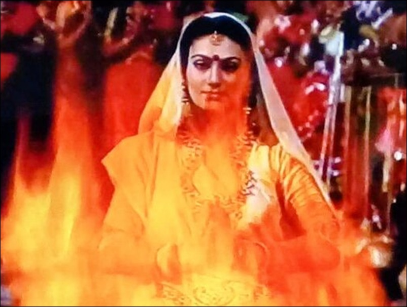This was real reason behind Sita Agni pariksha in Ramayan solution ...