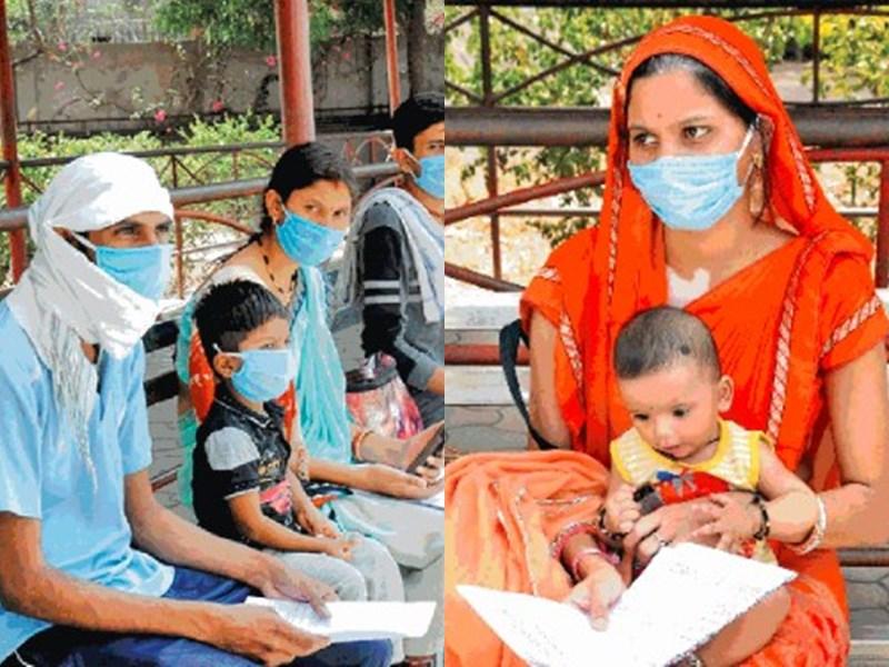 Coronavirus in Ujjain : उज्जैन में चार साल के मासूम ने दी कोरोना को मात