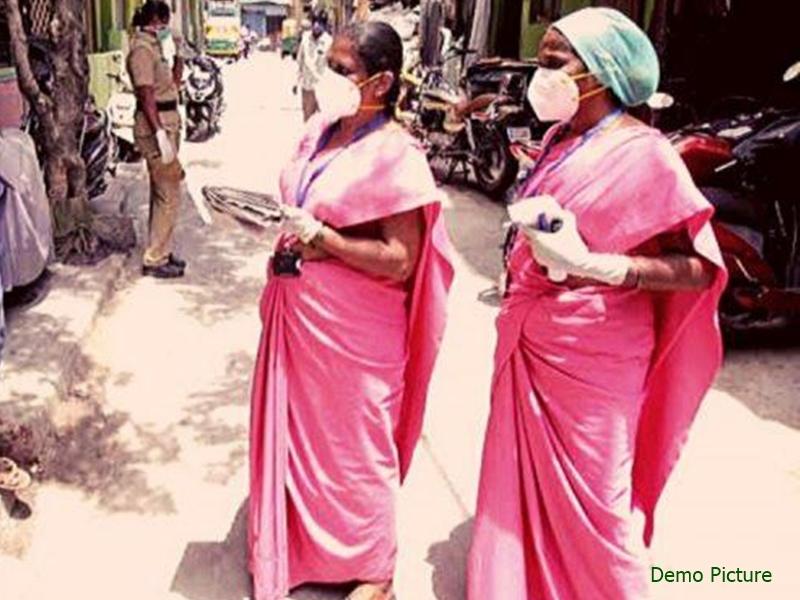 राजस्थान: आशा कार्यकर्ता ने दिखाई सजगता तो कोरोना संक्रमण से बचा 23 लोगों का परिवार