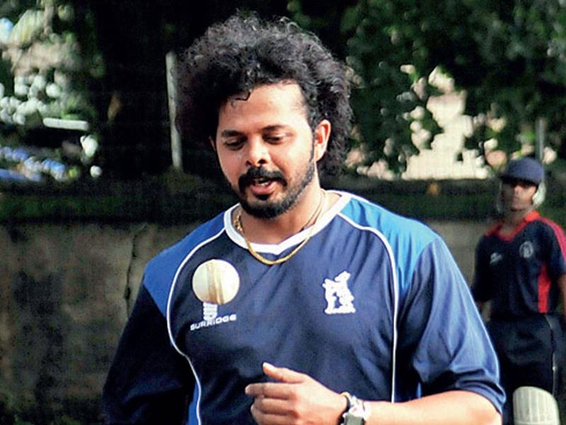 7 साल के बैन के बाद श्रीसंत की होगी वापसी, नजर आएंगे केरल रणजी टीम में