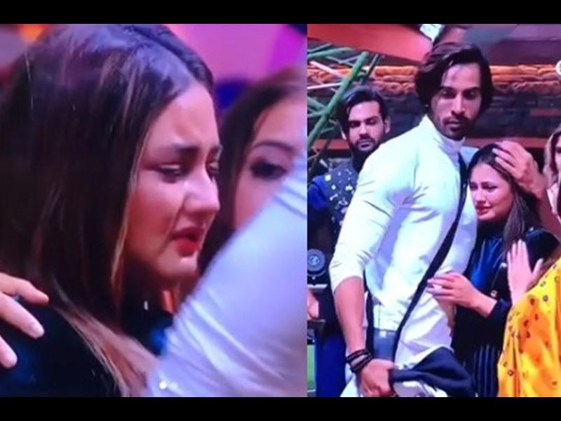 Bigg Boss 13:  फूट-फूट कर रोई Rashami Desai के लिए Arhaan Khan ने छोड़ा ये मैसेज