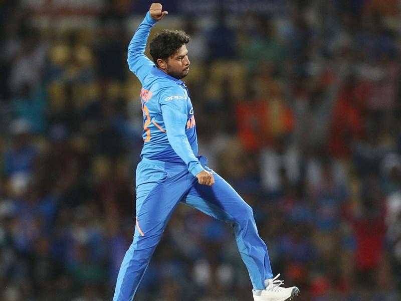 India vs West Indies 2nd ODI highlights: कुलदीप की रिकॉर्ड हैट्रिक, ऐसा करने वाले पहले भारतीय