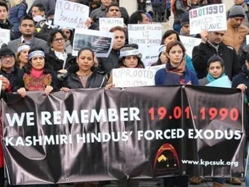 Exodus of Kashmiri Pandit : कश्मीरी पंडितों के कश्मीर से निकाले जाने के 30 साल पूरे, आज तक मरहम नहीं लगा