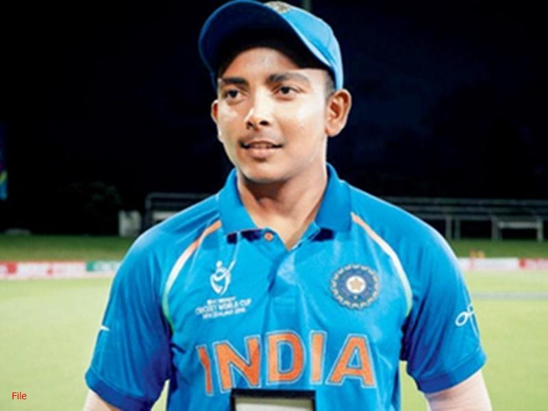 पृथ्वी शॉ के तूफानी शतक से भारत ए की न्यूजीलैंड XI पर रोमांचक जीत