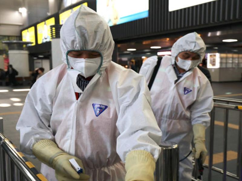 Novel Coronavirus चीन में मरने वालों का आंकड़ा 2000 पार, 74,000 संक्रमित