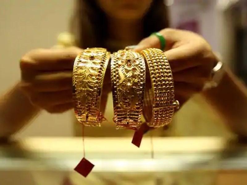 Gold and Silver Rates in MP : सोने और चांदी के भाव बढ़े, इंदौर के सराफा बाजार में आज यह रहे रेट