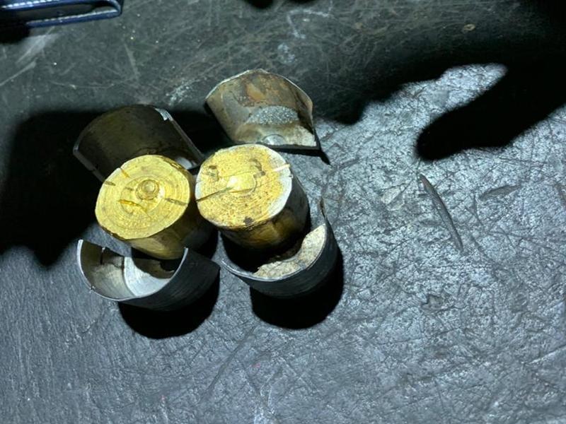 हथौड़ी के अंदर दुबई से छिपाकर लाया था 700 ग्राम सोना