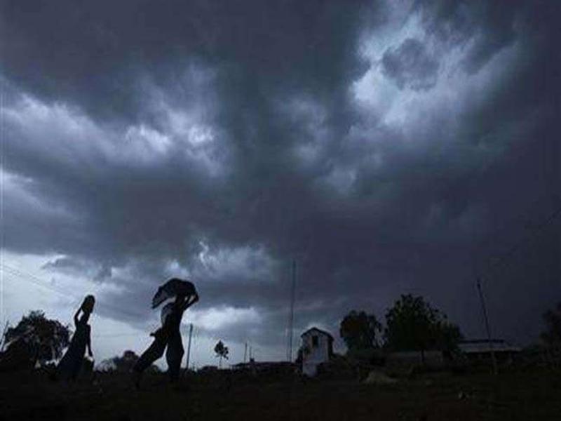 Chhattisgarh Weather Update : ठंड के तेवर हुए कम, बारिश होने की संभावना