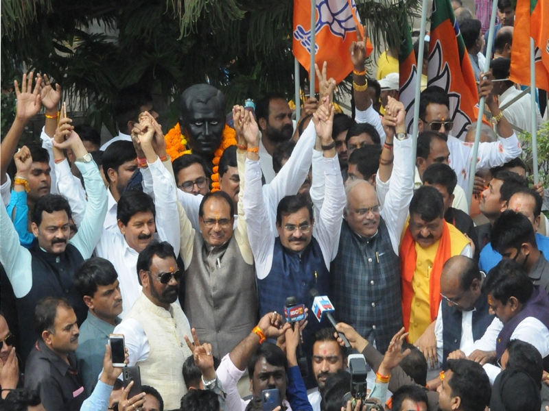 Madhya Pradesh News : कमल नाथ की सत्ता पलटने में इन्होंने संभाला मैदानी मोर्चा