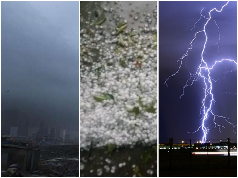 Weather Alert: अगले 24 घंटों में इन राज्यों में बारिश, ओलावृष्टि और बिजली गिरने की संभावना, देखें नाम