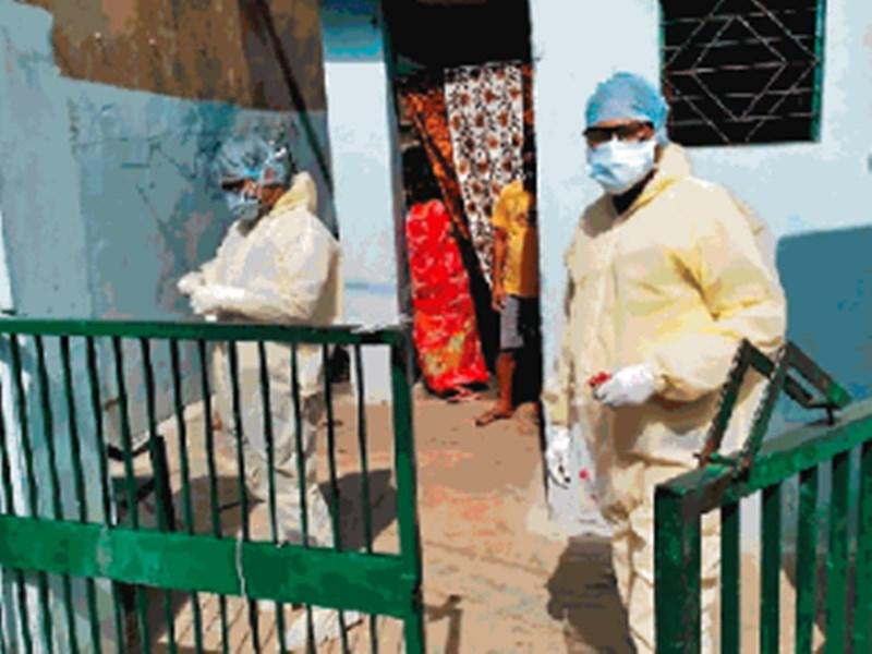 Gwalior Chambal Coronavirus News Update : ग्वालियर-चंबल में 172 पहुंची कोरोना मरीजों की संख्या