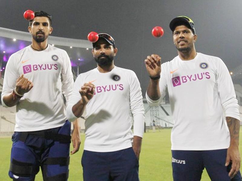 India vs Bangladesh Day Night test: ईडन गार्डंस पर देखें टीम इंडिया की तैयारियां, लाजवाब Video भी