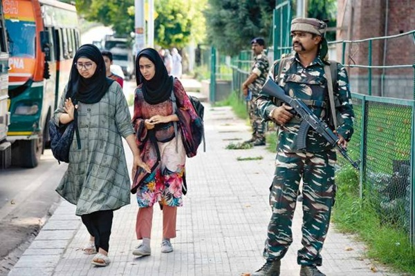 संपादकीय : कश्मीर के हालात