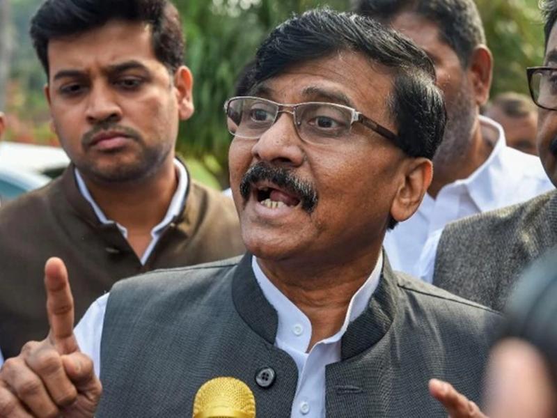 Sanjay Raut on Rajya Sabha seat change: राज्यसभा में सीट बदले जाने से भड़के संजय राउत, उठाया ऐसा कदम