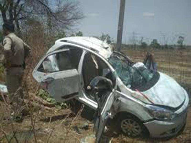 Road Accidents in Madhya Pradesh : मध्यप्रदेश में सड़क हादसों में डेढ़ साल में 18 हजार लोगों की मौत