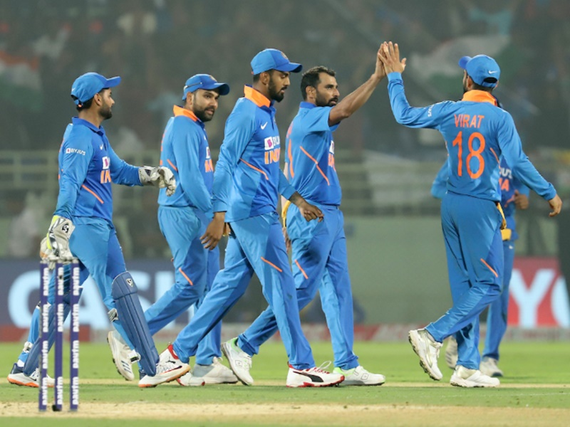 India vs West Indies 3rd ODI: 16 साल से कटक में कोई वनडे नहीं हारी टीम इंडिया