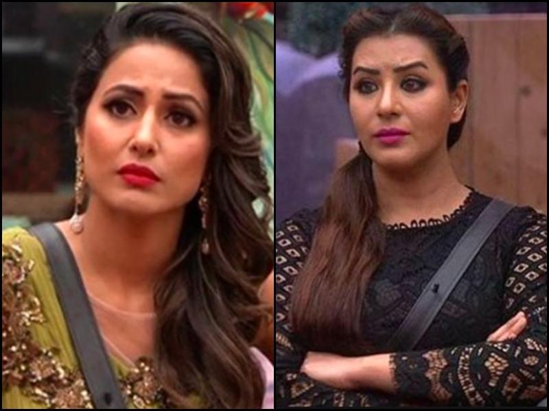 Bigg Boss में सलमान खान के कहने पर Hina Khan और Shilpa Shinde में हुई थी हाथापाई