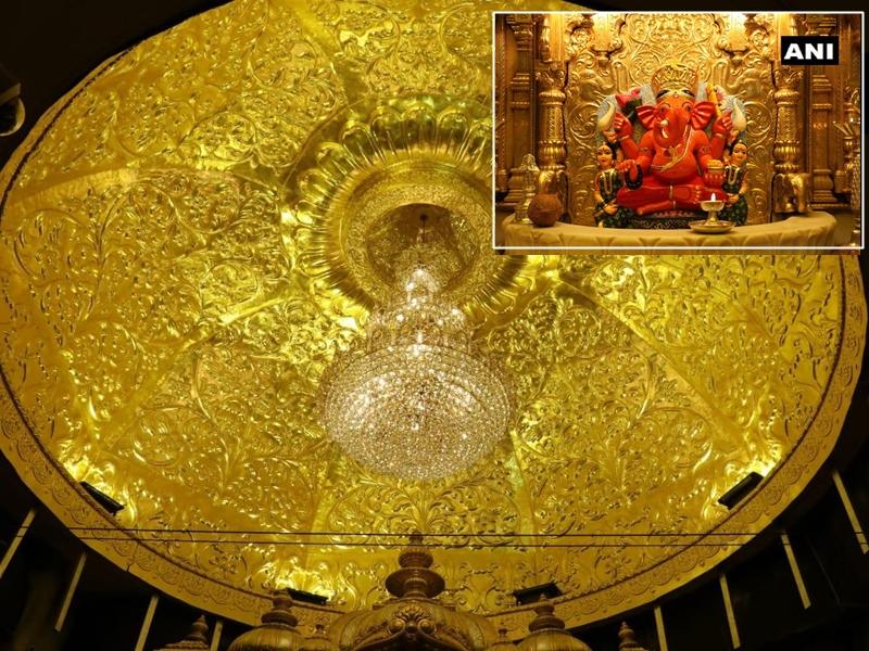 मुंबई के Shri Siddhivinayak Temple को 35 किलो सोना दान, देखिए तस्वीरें, जानिए कीमत