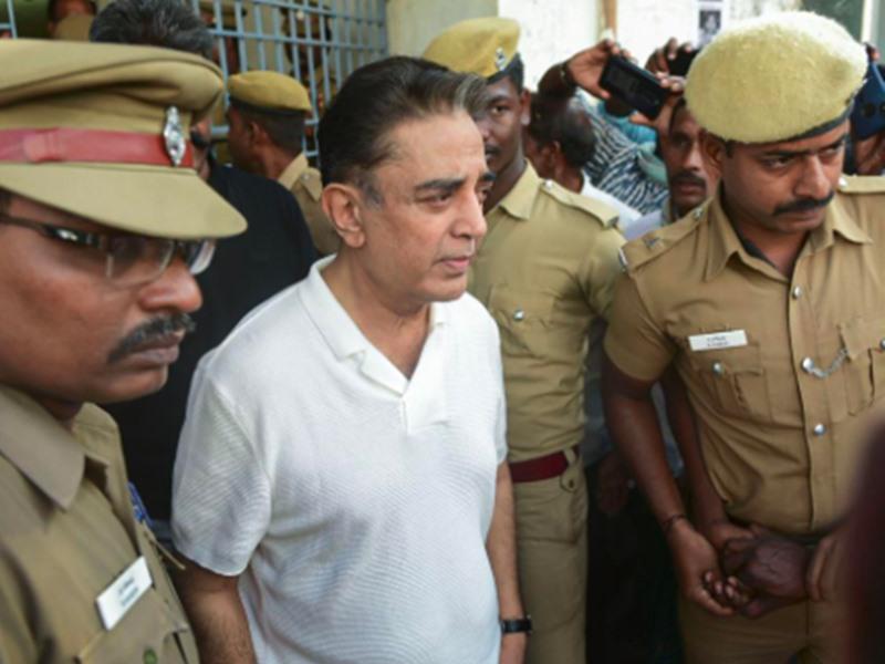 Indian 2 accident: शंकर और काजल अग्रवाल के साथ Kamal Haasan भी बाल-बाल बचे, मृतकों के परिजन को दिए 1-1 करोड़