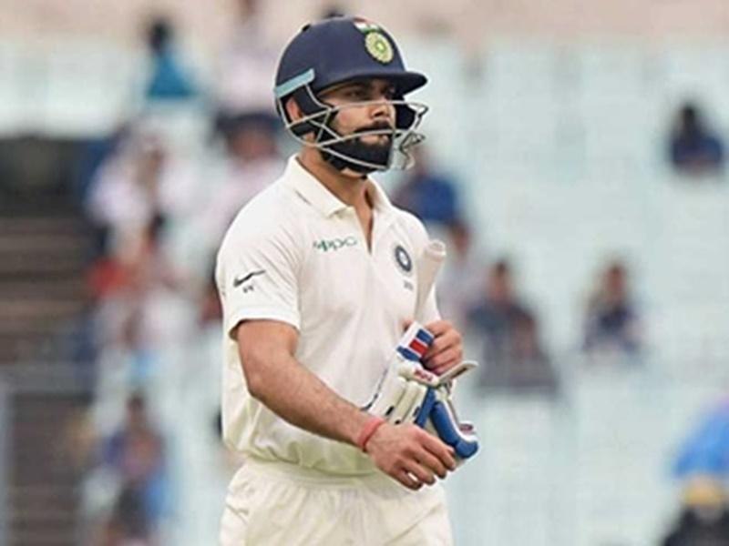 Ind vs NZ: Virat Kohli ने किया निराश, नहीं तोड़ पाए Sourav Ganguly का रिकॉर्ड