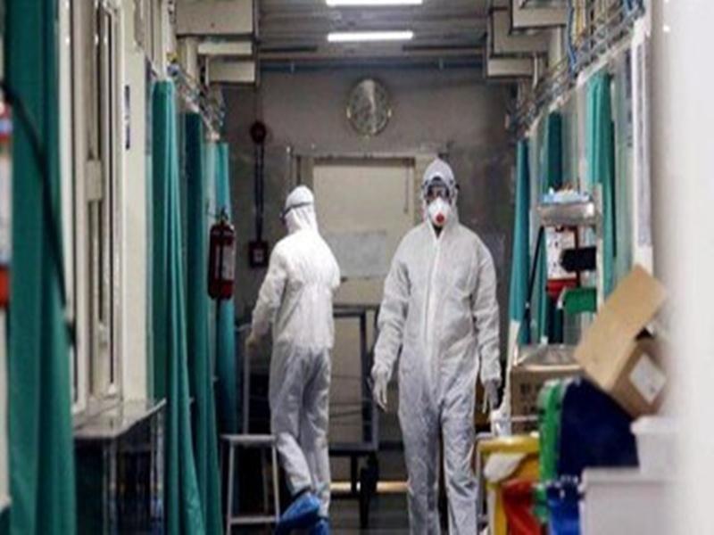Chhattisgarh Coronavirus Update : तेजी से बढ़ रहा संक्रमण, 11 नए मरीज मिले, राज्य में कुल 67 एक्टिव केस