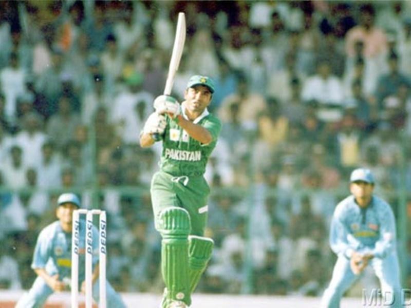 Saeed Anwar को इंटरनेशनल वनडे में पहला दोहरा शतक बनाने से रोका था इस भारतीय क्रिकेटर ने