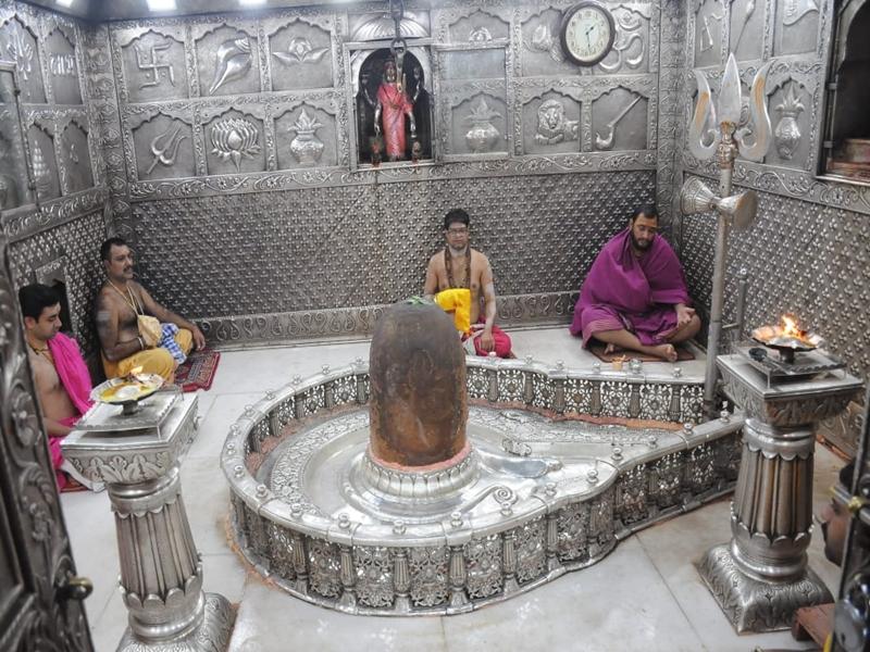 Surya Grahan 21 June : ग्रहण के दौरान बंद नहीं होते महाकाल मंदिर के पट, जानिये क्या है कारण
