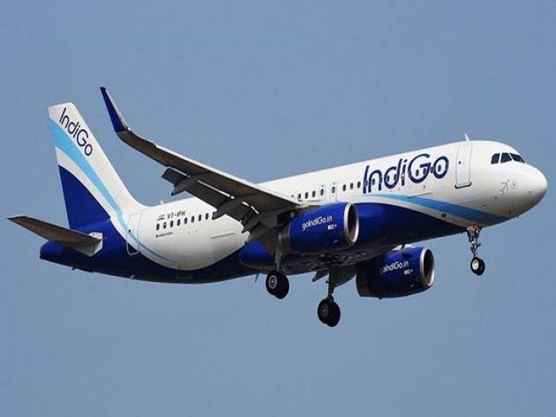 Corona Crisis: IndiGo एयरलाइंस अपने 10 प्रतिशत कर्मचारियों की करेगी छंटनी