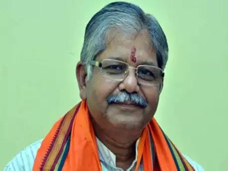 Bhima Mandavi Murder : एनआईए जांच से क्यों घबरा रहे मुख्यमंत्री : भाजपा