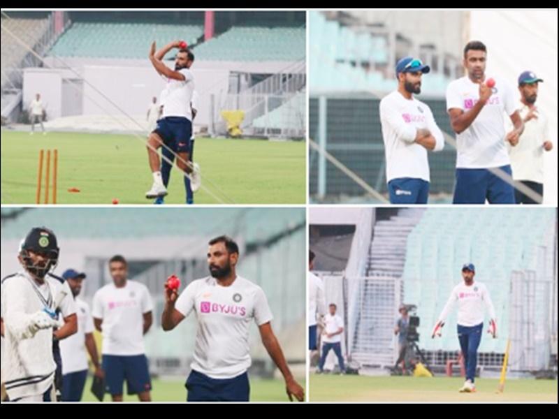 India vs Bangladesh Pink ball test: ऐतिहासिक पिंक बॉल टेस्ट के लिए भारत और बांग्लादेश तैयार
