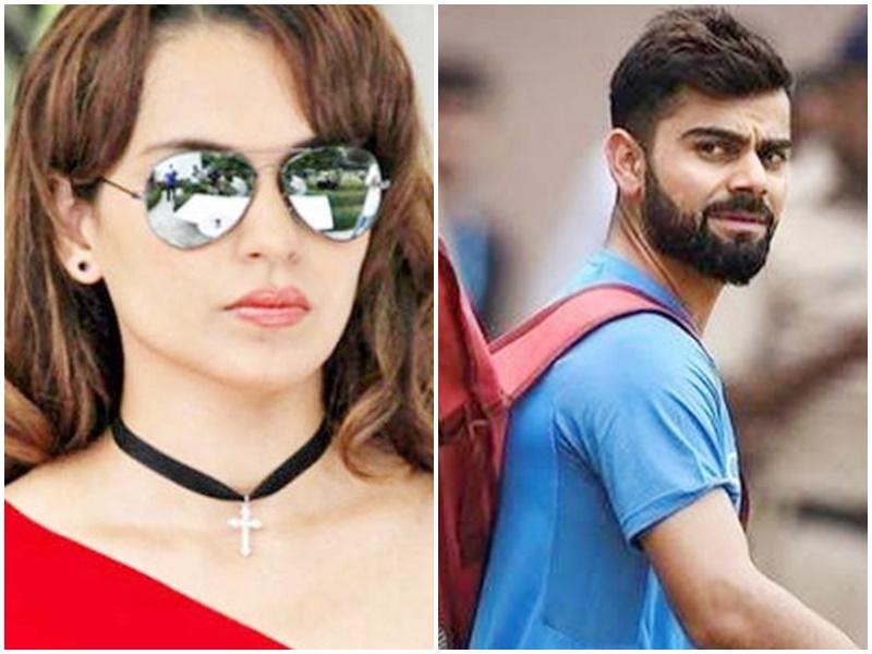 Kangana Ranaut ने Virat Kohli को टीम इंडिया का पंगा किंग बताया