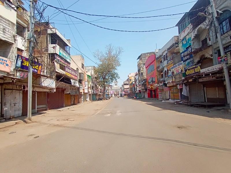 Janta Curfew in Jabalpur : जबलपुर 4 दिन और रहेगा लॉक डाउन, 26 मार्च तक बंद रहेंगी दुकानें