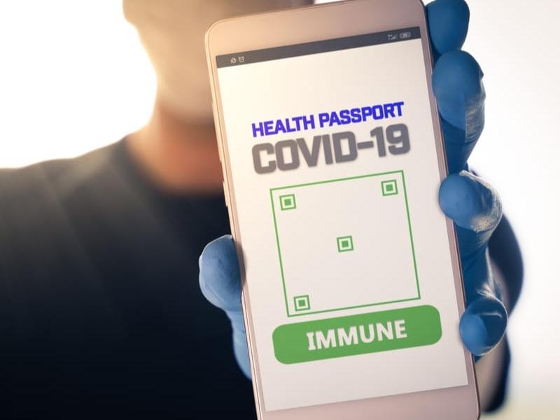Covid-19 के बाद की दुनिया में, शादी, यात्रा और नौकरियों के लिए जरूरी होगा इम्यूनिटी पासपोर्ट